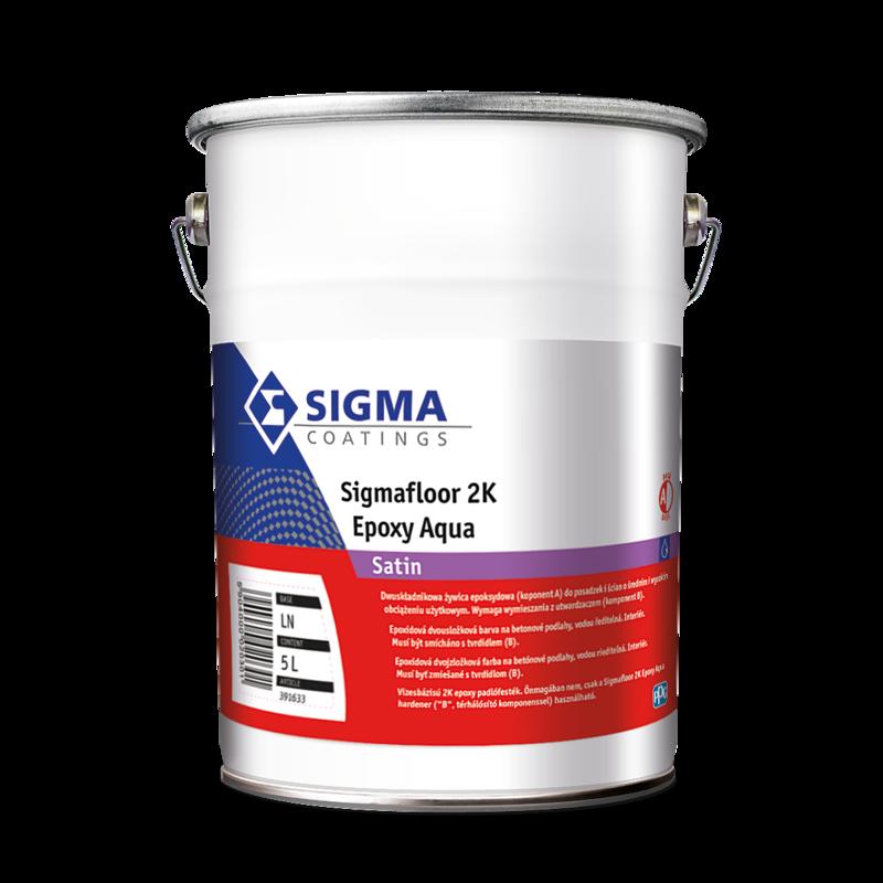 Sigmafloor 2K Epoxy Aqua