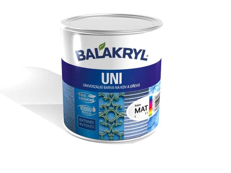 Balakryl Uni mat - báze