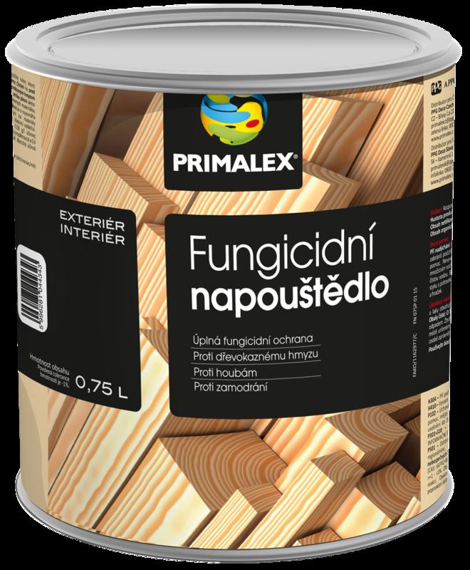 Primalex Fungicídne napúšťadlo