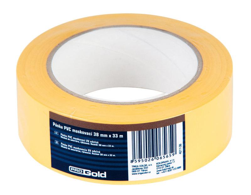 PVC páska maskovací