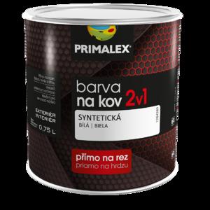 Primalex Farba na kov 2v1