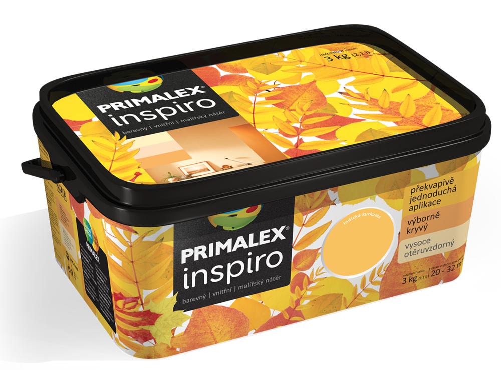 Primalex inspiro ředění