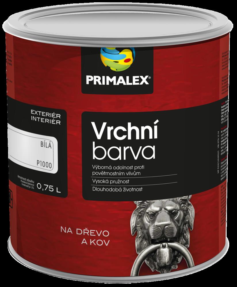80eb1a5e3 Primalex Vrchná farba LESK | PRIMALEX
