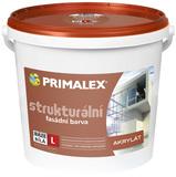 strukturální fasádní barva