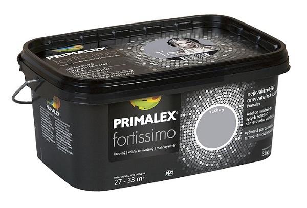 Primalex FORTISSIMO barevný