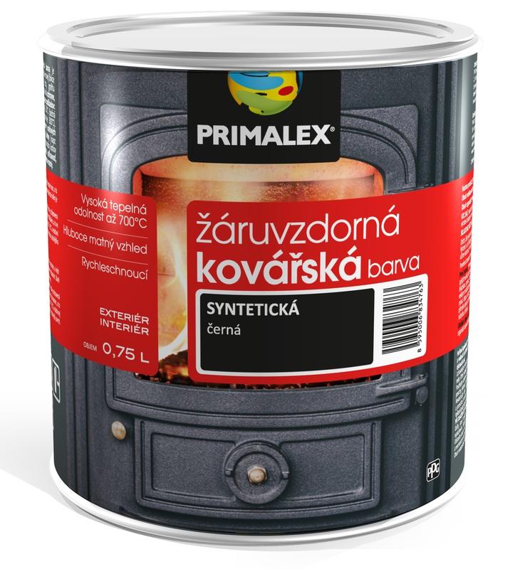 Primalex Žiaruvzdorná kovačska farba