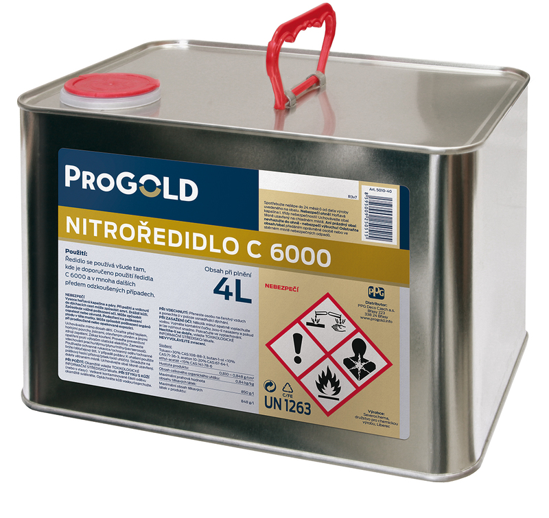 PROGOLD Nitroředidlo C 6000