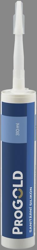 PROGOLD Sanitární silikon