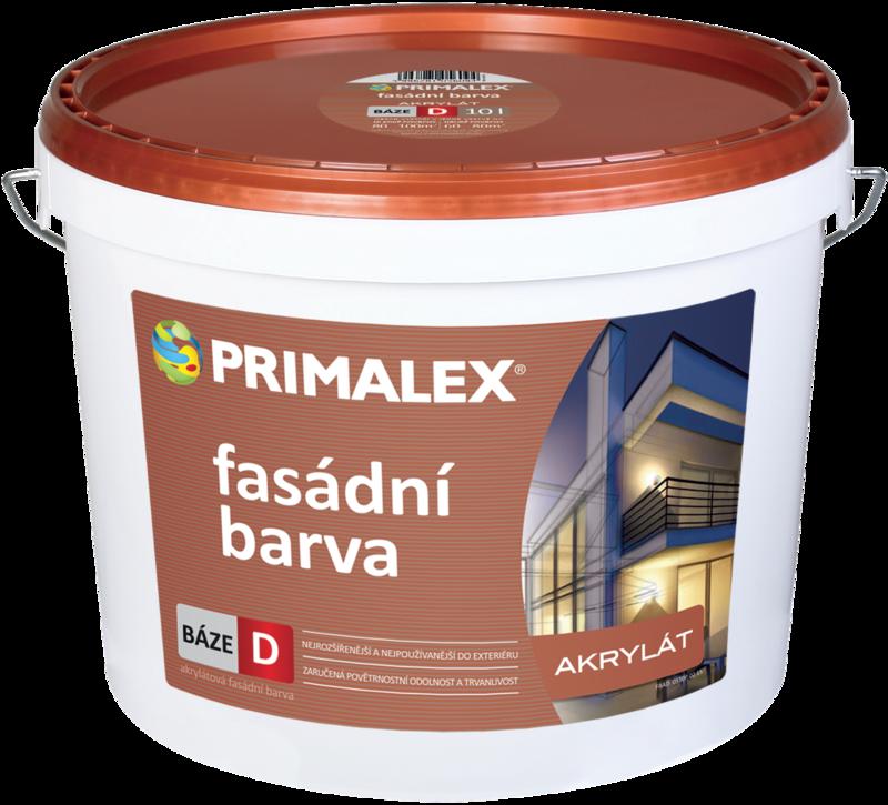 Primalex Akrylátová fasádna báza