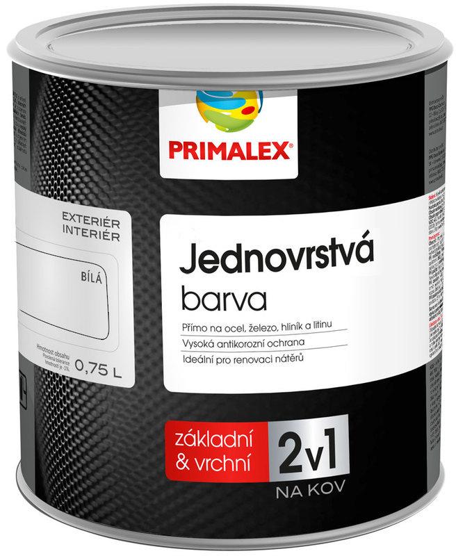 Primalex Jednovrstvová farba 2v1 - Báza