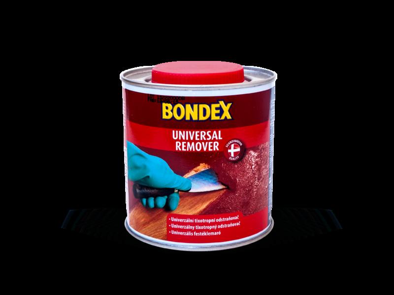 Bondex Remover