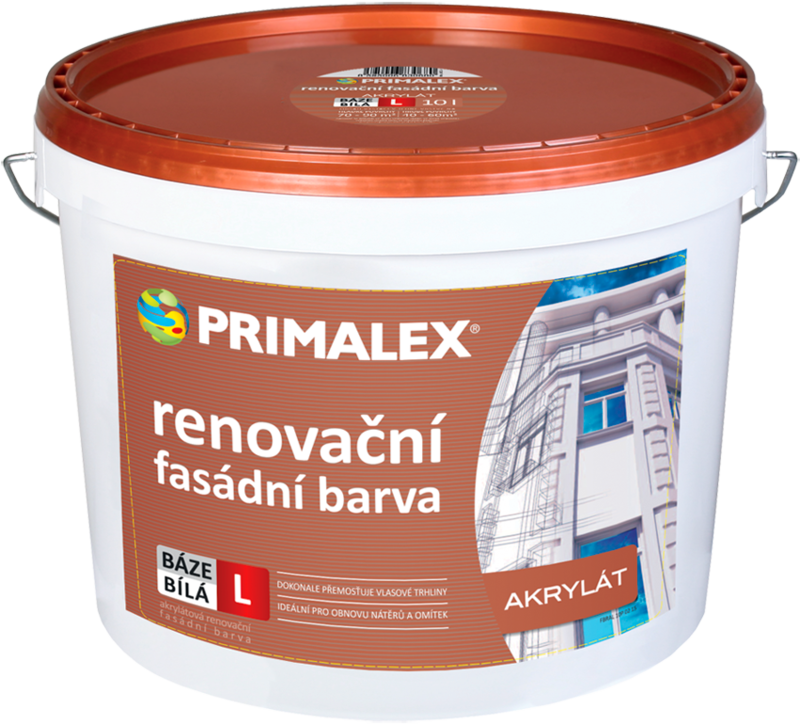 Primalex Renovačná fasádna farba