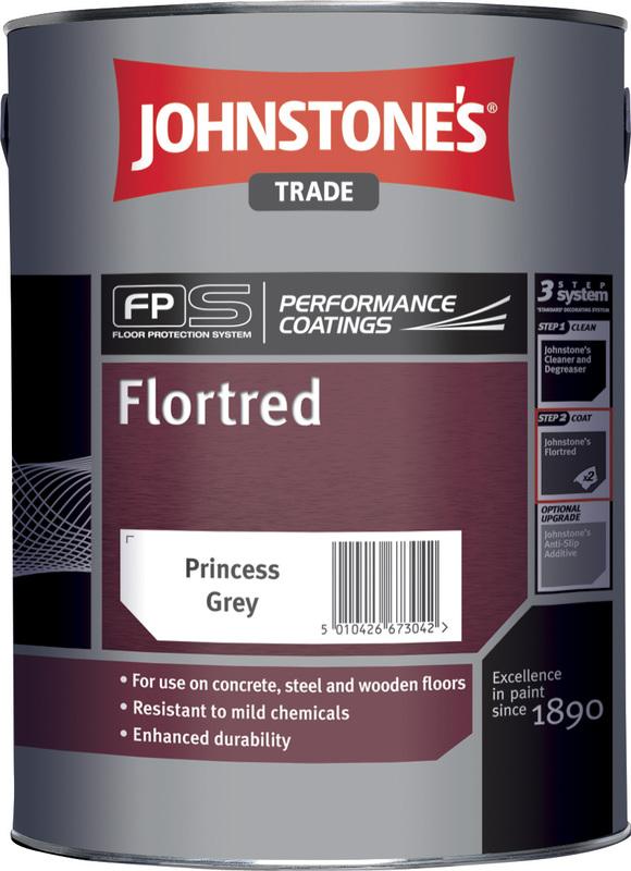 Flortred - Alkyduretánová farba na podlahy syntetická