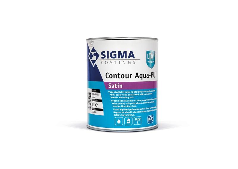 Sigma Contour Aqua PU