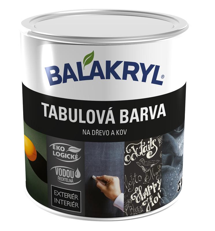 Balakryl Tabuľová farba