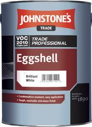 Eggshell - Vrchná pololesklá farba syntetická