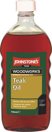 Teak Oil - Tíkový napúšťací olej