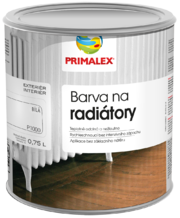 Primalex Barva na radiátory lesklá