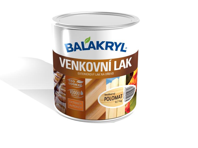 Balakryl Venkovní lak