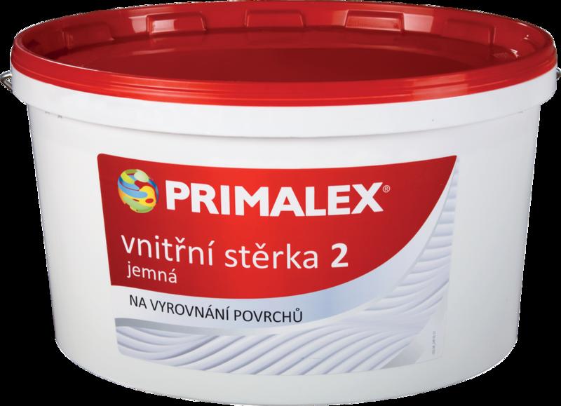 Primalex Vnitřní stěrka 2 - Jemná